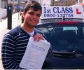 Navaid with Driving test pass certificate