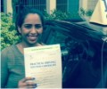 Uraine with Driving test pass certificate