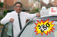 Aamir driving lessons in Birmingham