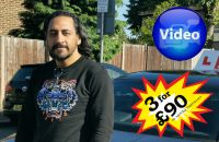 Ghulam driving lessons East London