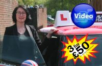 Female Driving Instructor in Coventry