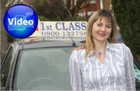 Nataliya driving lessons in Uxbridge