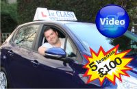 Rhys driving lessons in South East London
