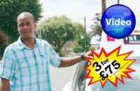 Roy driving lessons in South East London