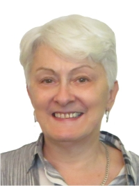 Barbara driving instructor in Wimbledon area headshot